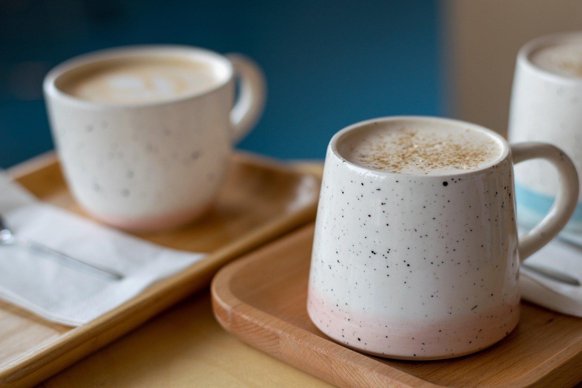 Cup of tea latte